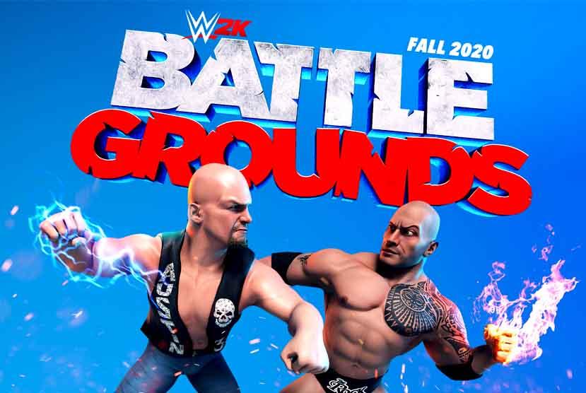 WWE 2K BATTLEGROUNDS Free Download Torrent Repack-Games