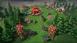 Warcraft III Free Download Repack-Games