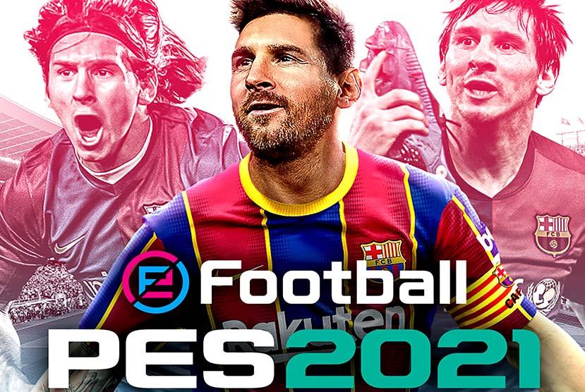 eFootball PES 2021 Free Download Torrent Repack-Games