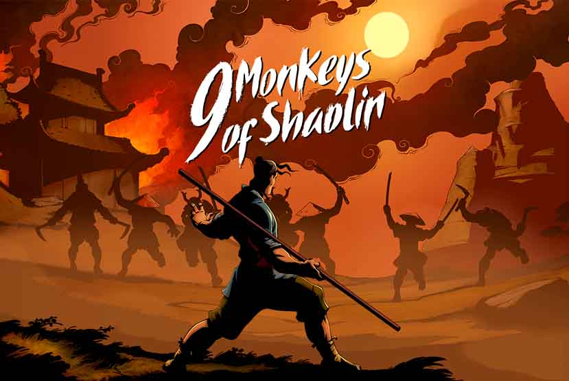 9 Monkeys of Shaolin Free Download Torrent Repack-Games