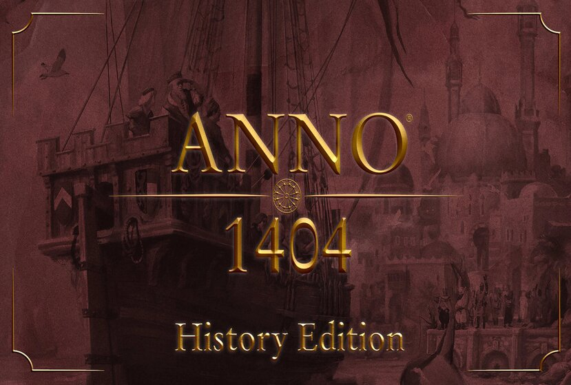 Anno 1404 - History Edition Repack-Games