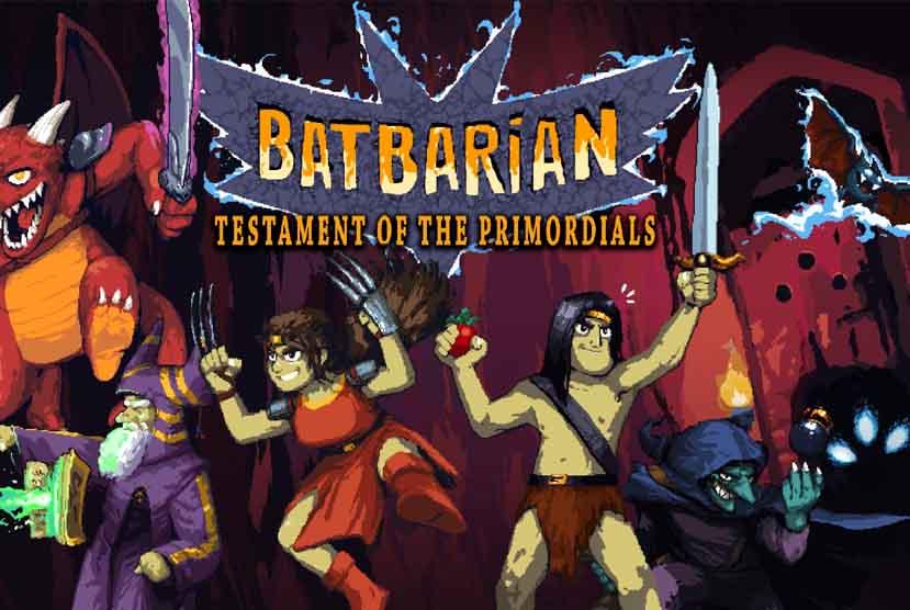 Batbarian Testament of the Primordials Free Download Torrent Repack-Games