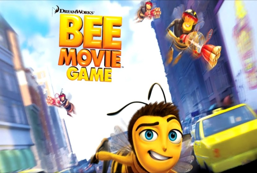 Bee Movie Game Repack-Games