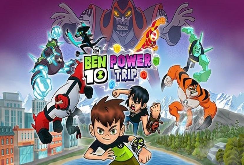 Ben 10: Power Trip Repack-Games