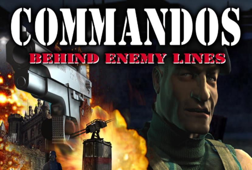 Commandos: Behind Enemy Lines Repack-Games