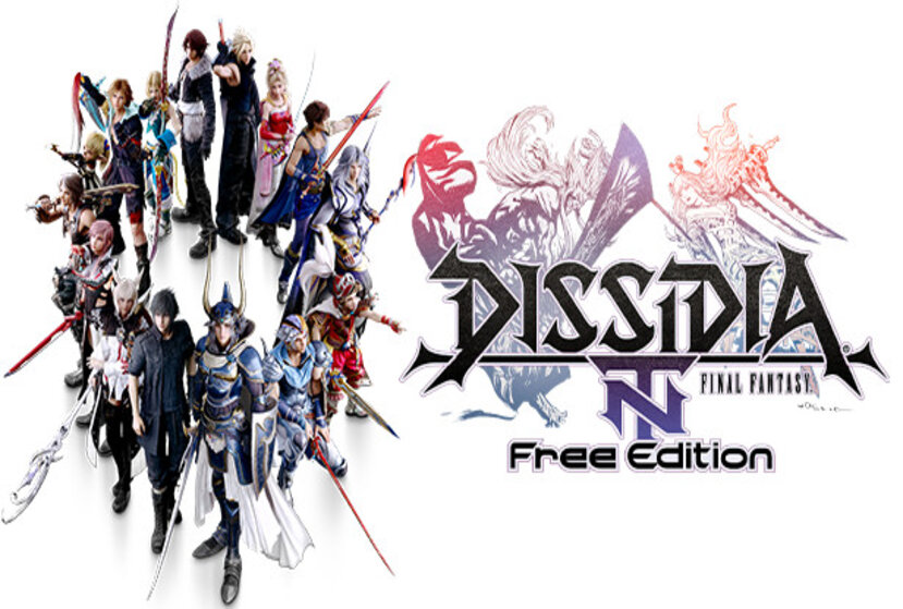 DISSIDIA FINAL FANTASY NT Repack-Games