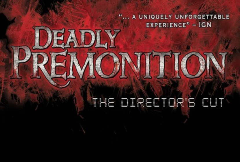Deadly Premonition: The Director's Cut Repack-Games