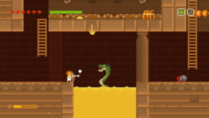 Elliot Quest Free Download Crack Repack-Games