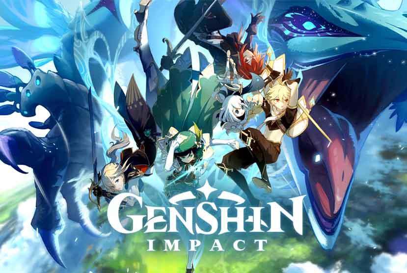 Genshin Impact Free Download V1 0 1 Repack Games