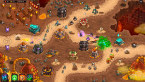 Kingdom Rush Vengeance Free Download Crack Repack-Games