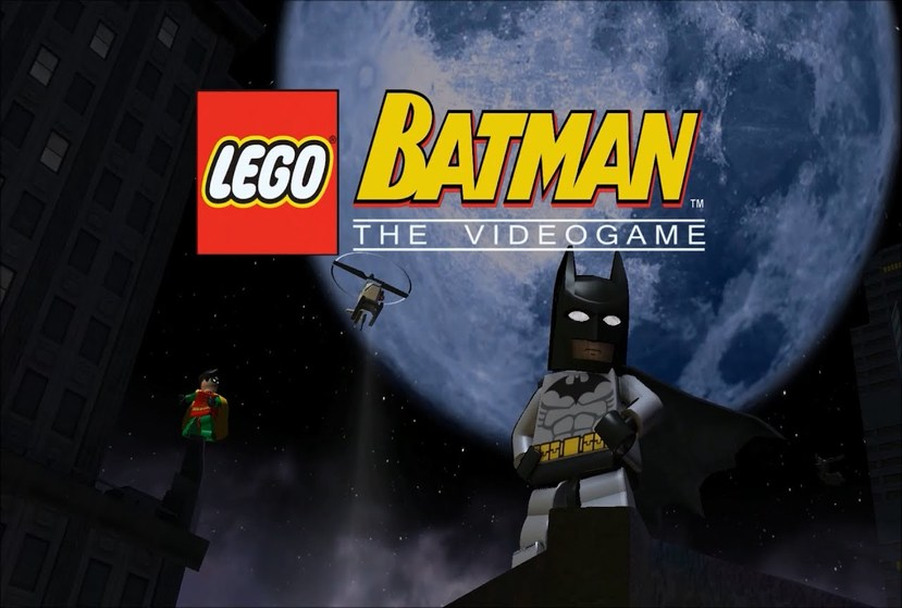 LEGO Batman: The Videogame Repack-Games
