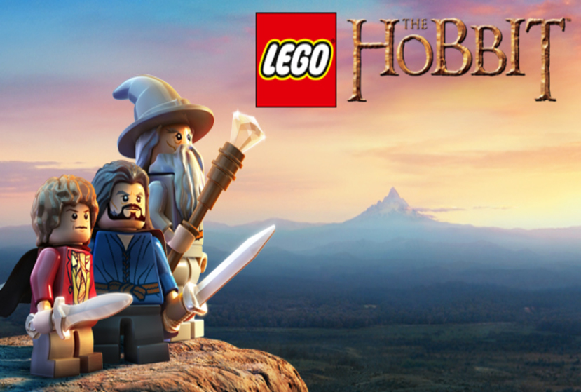 LEGO The Hobbit Repack-Games