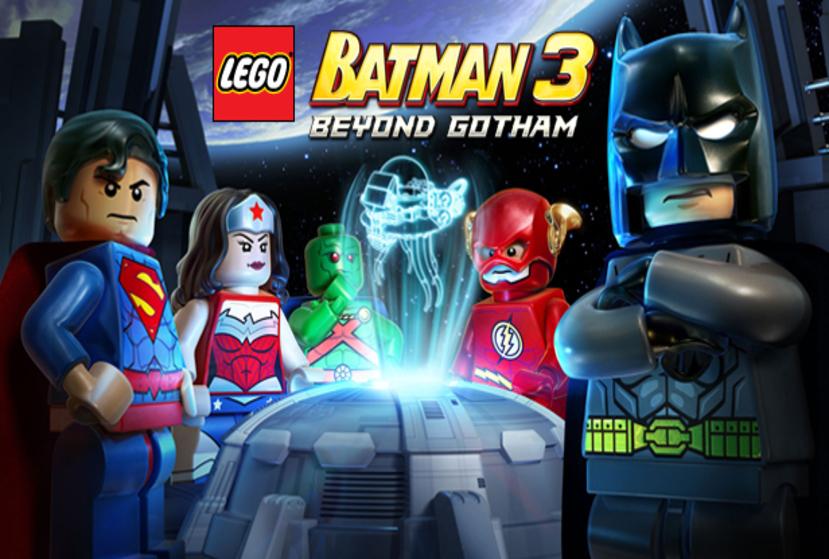 Lego Batman 3: Beyond Gotham Repack-Games