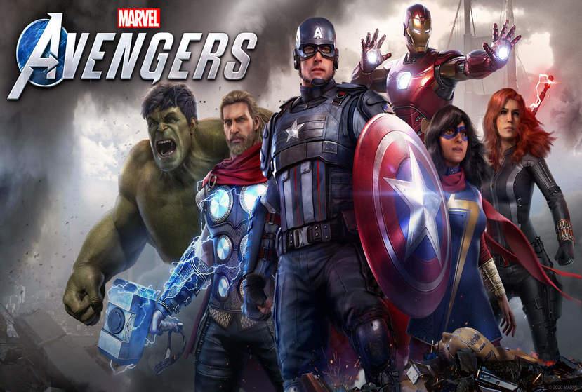 Marvel's Avengers Repack-Games
