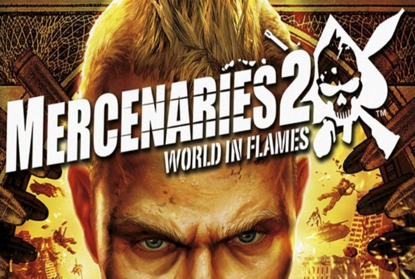 Mercenaries 2: World In Flames Repack-Games