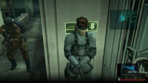 Metal Gear Solid 2: Substance Free Download Repack-Games