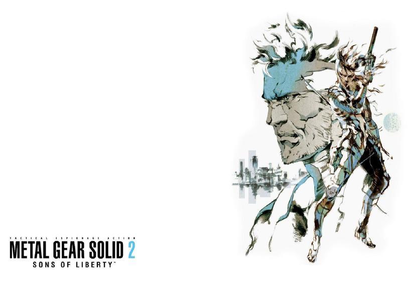 Metal Gear Solid 2: Substance Repack-Games