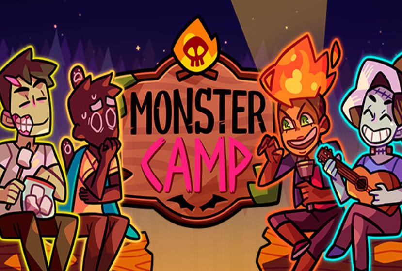 Monster Prom 2: Monster Camp Repack-Games