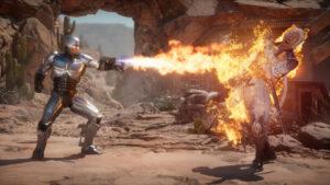 Mortal Kombat 11 Free Game