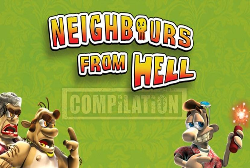 Neighbours from Hell Compilation Repack-Games