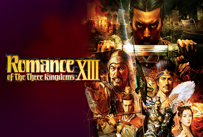 ROMANCE OF THE THREE KINGDOMS XIII Repack-Games
