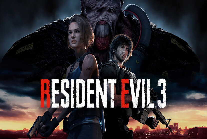 Resident Evil 3 Repack-Games