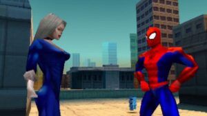 Spider-Man 2000 Free Download Repack-Games