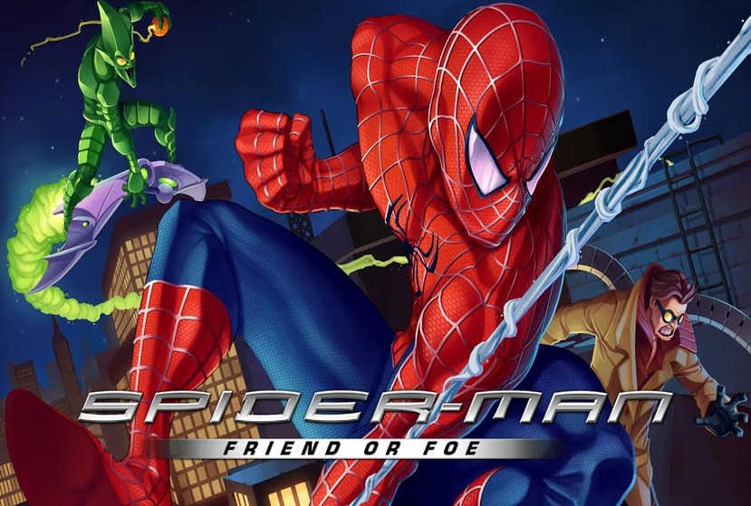 Spider-Man: Friend or Foe Repack-Games