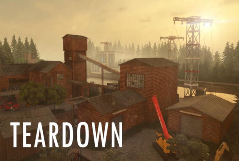 Teardown Repack-Games