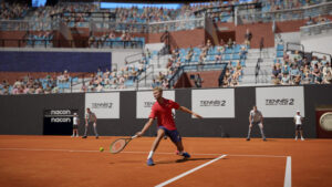 Tennis World Tour 2 Free Download Repack-Games