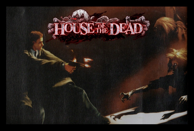 The House of the Dead Trilogy Pre-Installed