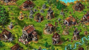 The Settlers 4: Gold Edition Free Download Repack-Games