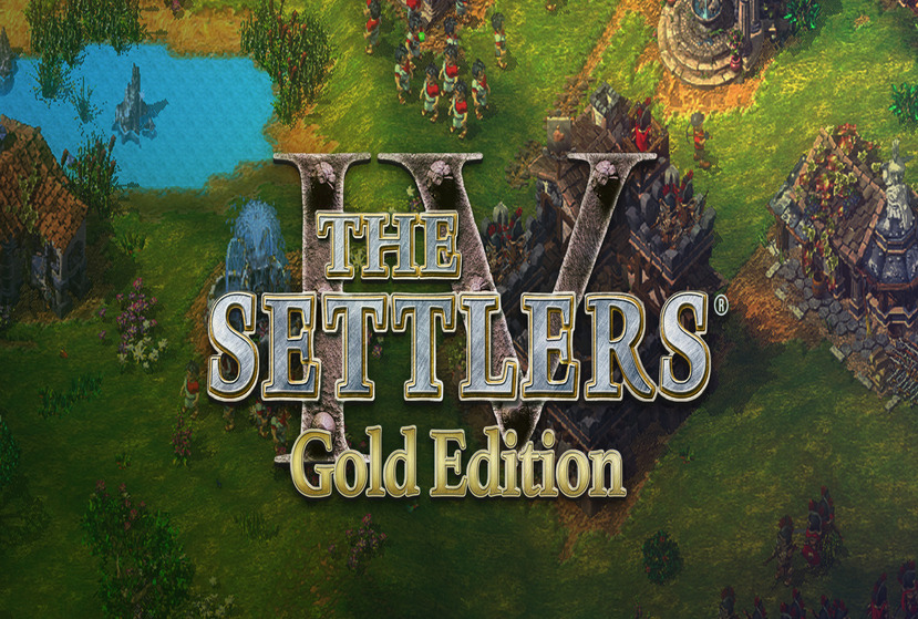 The Settlers 4: Gold Edition Repack-Games