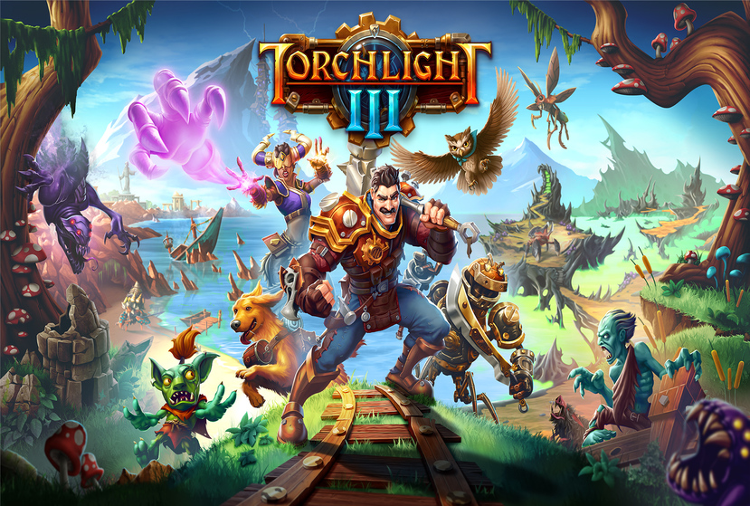 Torchlight III Repack-Games