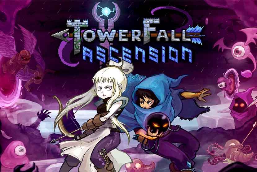 TowerFall Ascension Free Download Torrent Repack-Games