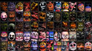 Ultra Custom Night Free Download Repack-Games
