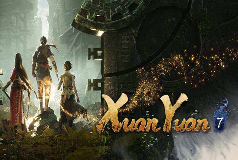 Xuan-Yuan Sword VII Repack-Games