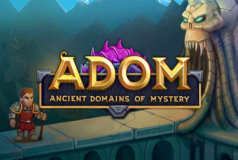 ADOM (Ancient Domains Of Mystery) Free Download Torrent Repack-Games