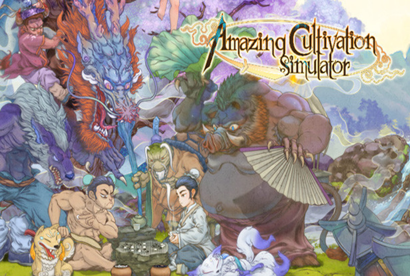 Amazing Cultivation Simulator Repack-Games