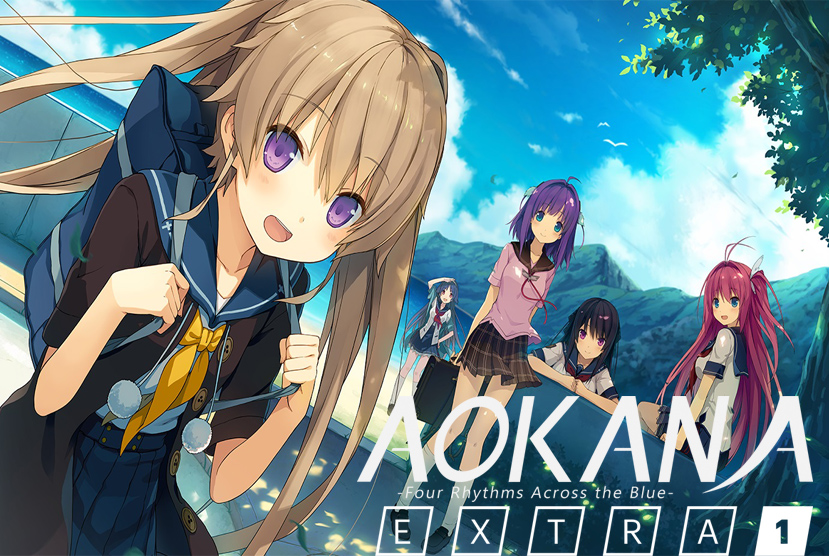Aokana - EXTRA1 Repack-Games