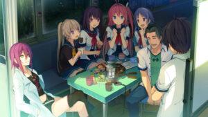 Aokana Four Rhythms Across the Blue Free Download Repack-Games