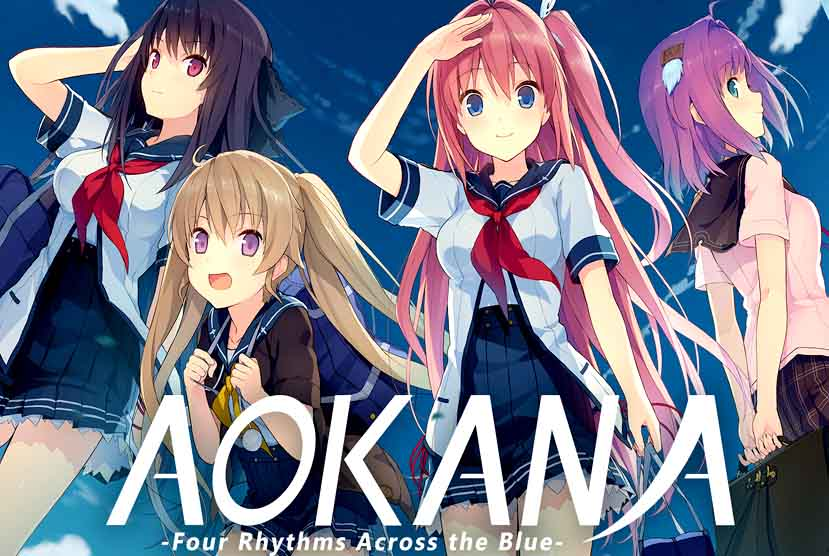Aokana Four Rhythms Across the Blue Free Download Torrent Repack-Games