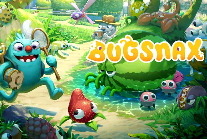 Bugsnax Free Download Torrent Repack-Games
