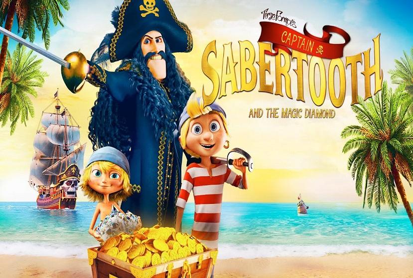 Captain Sabertooth and the Magic Diamond Repack-Games