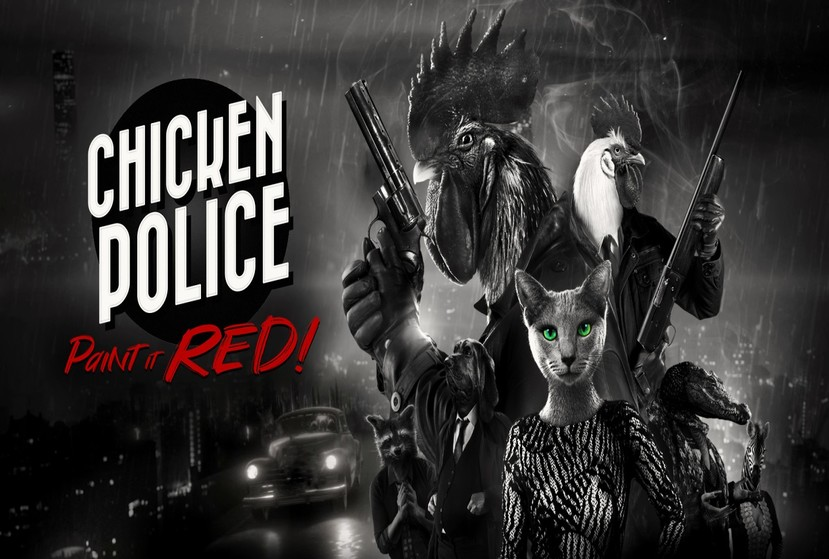 Chicken Police Repack-Games
