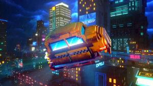Cloudpunk Free Download Repack-Games