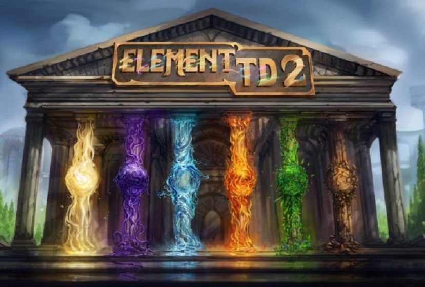 Element TD 2 Repack-Games