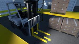 Forklift Simulator 2019 Free Download Repack-Games