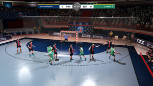 Handball 21 Free Download Crack Repack-Games