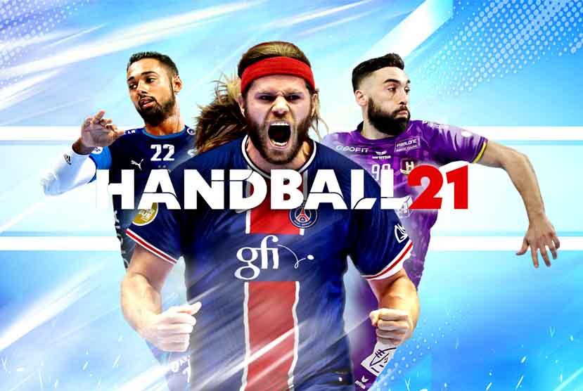 Handball 21 Free Download Torrent Repack-Games